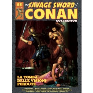 The Savage Sword of Conan Collection uscita 58