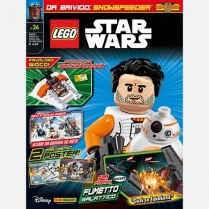 LEGO Star Wars - Magazine Numero 34