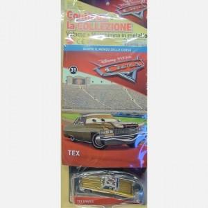 MATTEL Cars Collection  Uscita Nº 71                                                             del 11/01/2020                             Periodicità: Settimanale Editore: MATTEL
