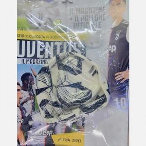 Juventus - Il Magazine Ufficiale  Uscita Nº 14                                                             del 09/01/2020                             Periodicità: Mensile Editore: Tridimensional S.r.l.