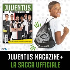 Juventus - Il Magazine Ufficiale  Uscita Nº 15                                                             del 07/02/2020                             Periodicità: Mensile Editore: Tridimensional S.r.l.