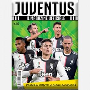 Juventus - Il Magazine Ufficiale  Uscita Nº 16                                                             del 06/03/2020                             Periodicità: Mensile Editore: Tridimensional S.r.l.
