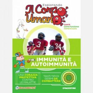 Esplorando il Corpo Umano - 27esima edizione Uscita Nº 44 del 03/08/2019 Periodicità: Quindicinale Editore: DeAgostini Publishing