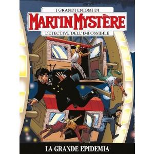 Martin Mystère bimestrale N.365 - La grande epidemia