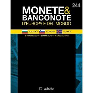 Monete e Banconote uscita 244