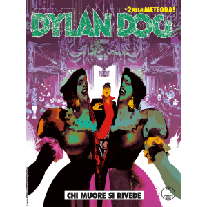 Dylan Dog N.398 - Chi muore si rivede