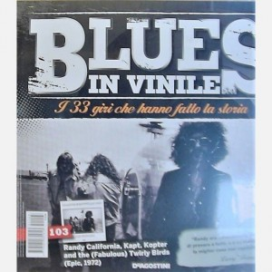 Blues in Vinile Randy California, Kaptain Kopter
