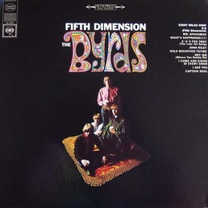 Blues in Vinile The Byrds, Fifth Dimension
