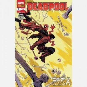 Deadpool Uscita N° 141
