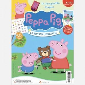 Peppa Pig - La Rivista Ufficiale! Uscita N° 145 + La lavagnetta magica