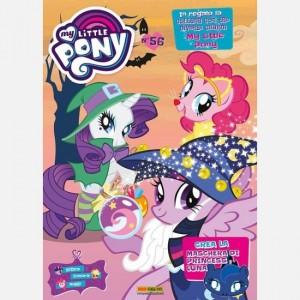 My Little Pony Magazine Numero 56 + Collana con tre diversi Charm