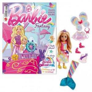 La mia Prima Barbie Barbie Fantasy - Settembre 2019 + Chelsea & Set abbigliamento