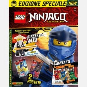 LEGO Ninjago Legacy LEGO Ninjago Legacy 2 + Una minifigure Lego® Ninjago!®