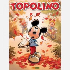 Disney Topolino Topolino n. 3336 + francobollo guinness a LUCCA