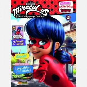Miraculous - Le Storie di Ladybug e Chat Noir Ladybug - Uscita N° 24 + Yo-yo Ladybug