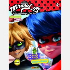 Miraculous - Le Storie di Ladybug e Chat Noir Ladybug - Uscita N° 25 + Earphone di Ladybug