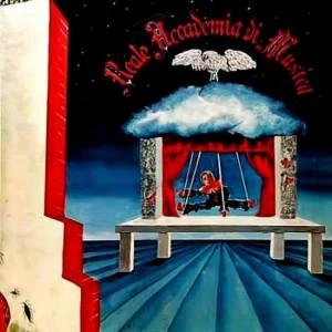 Progressive Rock italiano in Vinile Reale Accademia di Musica, Reale Accademia di Musica