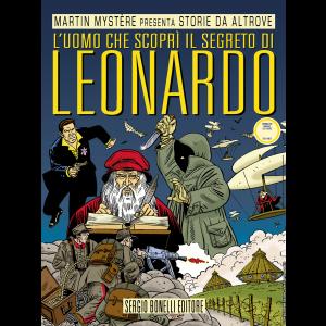 Storie da Altrove N.22 - L'uomo che scoprì il segreto di Leonardo