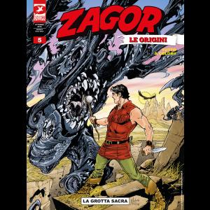 Zagor Le Origini N.5 - La grotta sacra