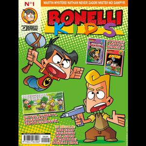 Bonelli Kids Magazine N.1 - Bonelli Kids Magazine 2019