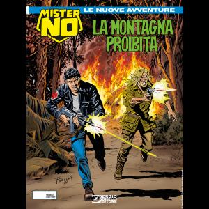 Mister No - Le nuove avventure N.4 - La montagna proibita