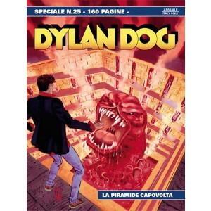 Speciale Dylan Dog N.25 - La piramide capovolta