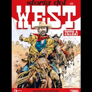 Storia del West N.7 - Soldati di ventura