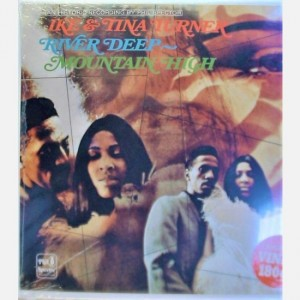 Blues in Vinile Ike & Tina Turner, River Deep - Mountain High