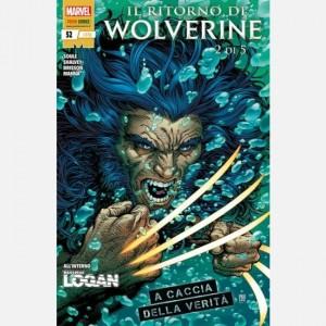 Wolverine Il Ritorno di Wolverine  52/378