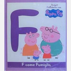 OGGI - Scopri l'alfabeto con Peppa Pig F come Famiglia