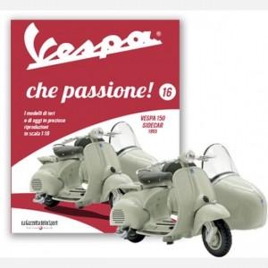 Vespa che passione! Sidecar 1a parte (1955)