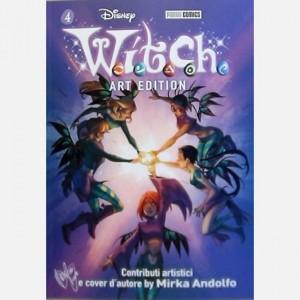 W.I.T.C.H. Art Edition Uscita Numero 4