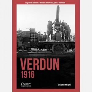 La grande Biblioteca Militare della Prima guerra mondiale Verdun 1916