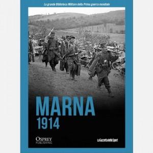 La grande Biblioteca Militare della Prima guerra mondiale Marna 1914