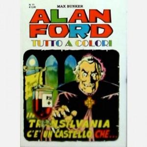 Alan Ford - Tutto a colori In Transilvania c'è un castello che...