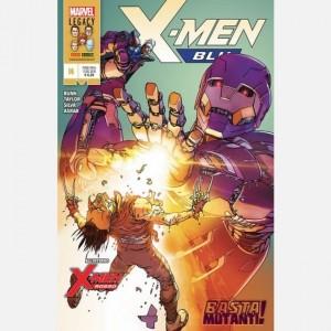I nuovissimi X-Men X-Xmen Blu N°14
