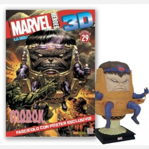 Marvel Heroes 3D - Uscite Speciali M.o.d.o.k