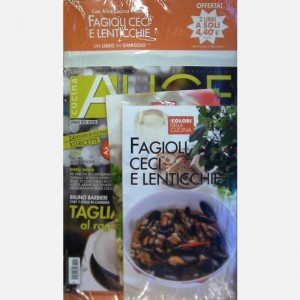 Alice Cucina - I colori della cucina Fagioli, ceci e lenticchie