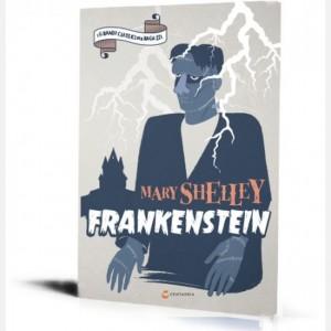I grandi classici per ragazzi Frankenstein di Mary Shelley