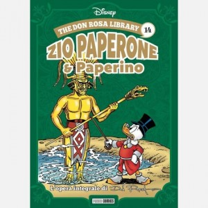 The Don Rosa Library Zio Paperone & Paperino - Uscita Numero 14