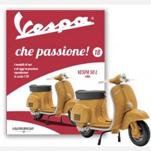 Vespa che passione! Vespa 50L (1966)