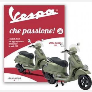 Vespa che passione! Vespa 6 Giorni (2017)