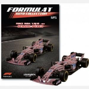 Formula 1 Auto Collection Force India Vjm10 (2017)