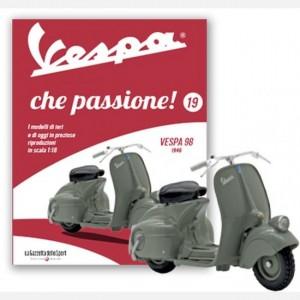 Vespa che passione! Vespa 98 (1946)