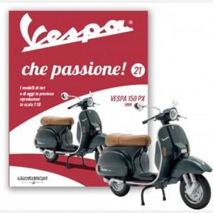 Vespa che passione! Vespa Px 150 New (1998)