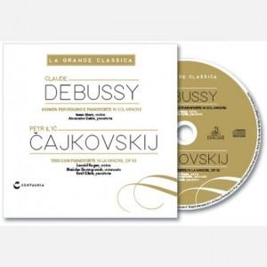 La grande classica Debussy - Cajkovskij