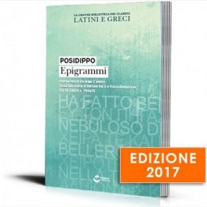 La grande biblioteca dei classici latini e greci (ed. 2017) Posidippo - Epigrammi