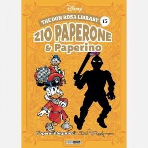 The Don Rosa Library Zio Paperone & Paperino - Uscita Numero 15