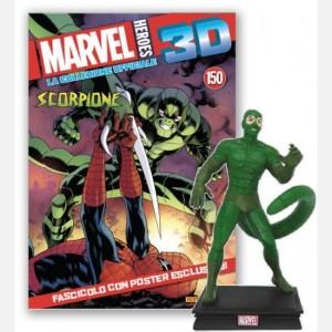 Marvel Heroes 3D - La collezione ufficiale Scorpione