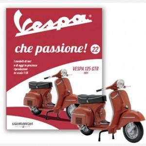Vespa che passione! Vespa 125 GTR (1971)